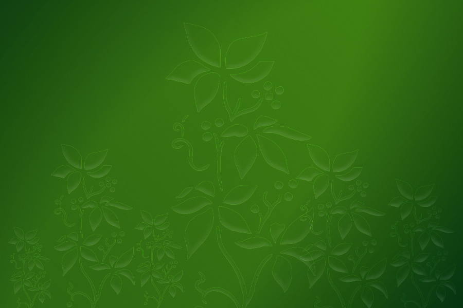 Vector leaf backgrounds