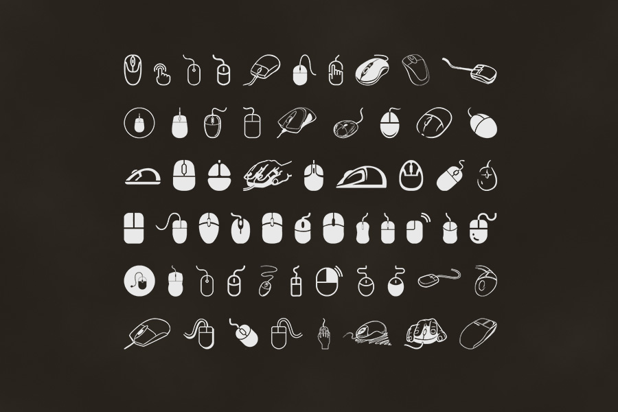 Computer-Mouse-Icons