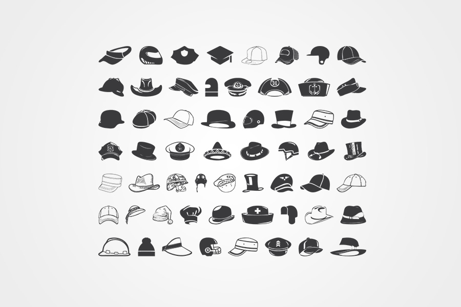 Headware-Icons