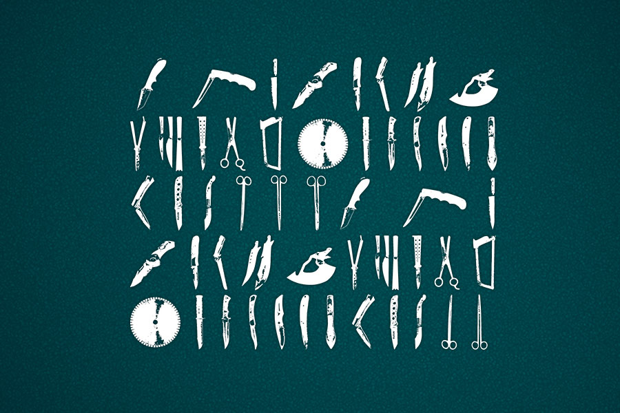 Knife-Icons