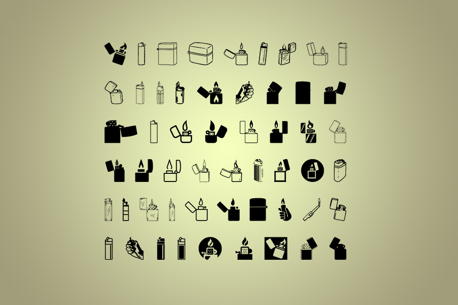 Lighter-Icons