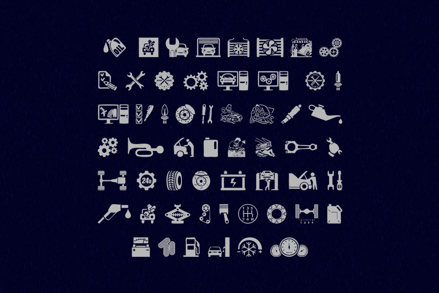 Mechanic-Icons