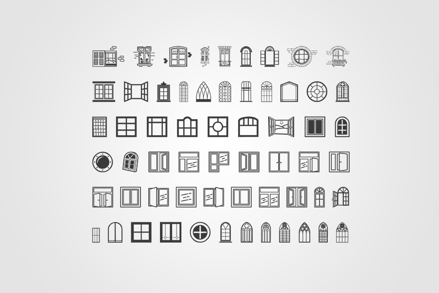 Window-Icons