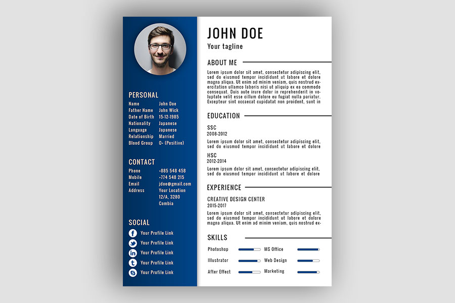 Creative-CV-Template-PSD