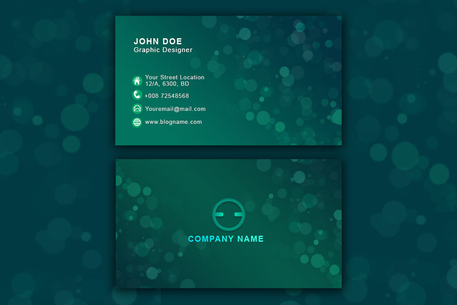 Water-Color-Business-Card-Template